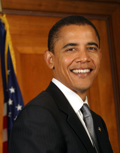 Barack Abama is here - READY or NOT